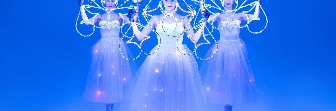 "Light & Dance show ""Light Dreams""  - Circus Acts - CircusTalk"