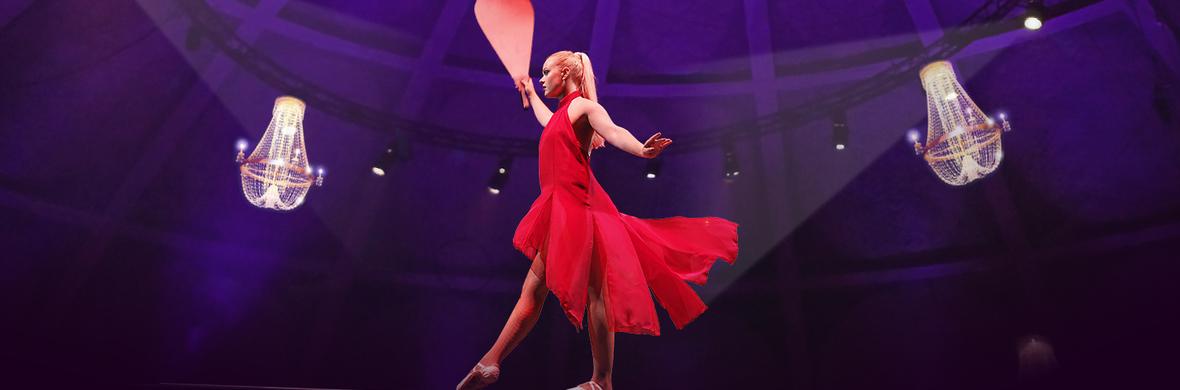 Tight wire- Veera Kaijanen - Circus Acts - CircusTalk