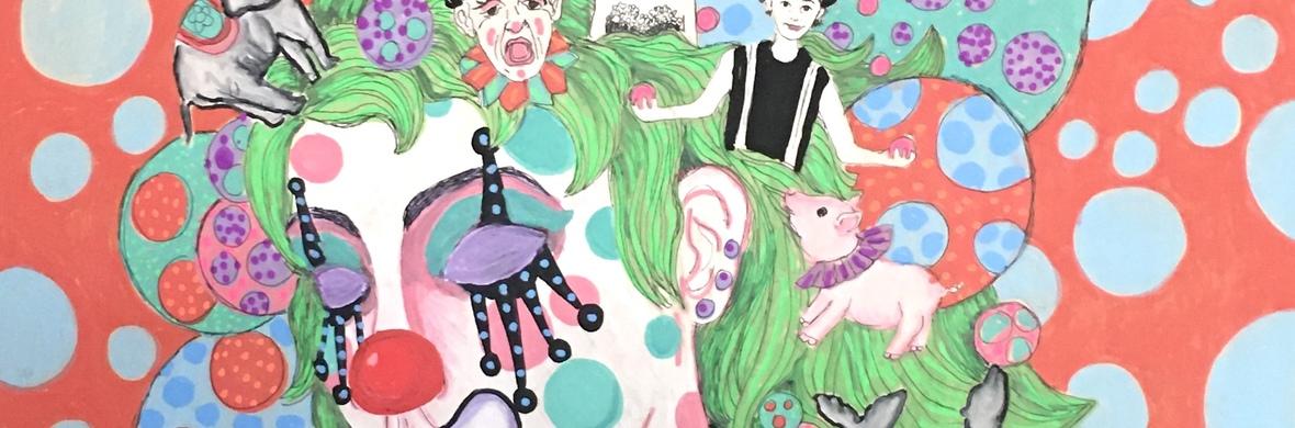 Big Top Circus Art exhibition through Jan Brandt Gallery, LLC  - Circus Shows - CircusTalk