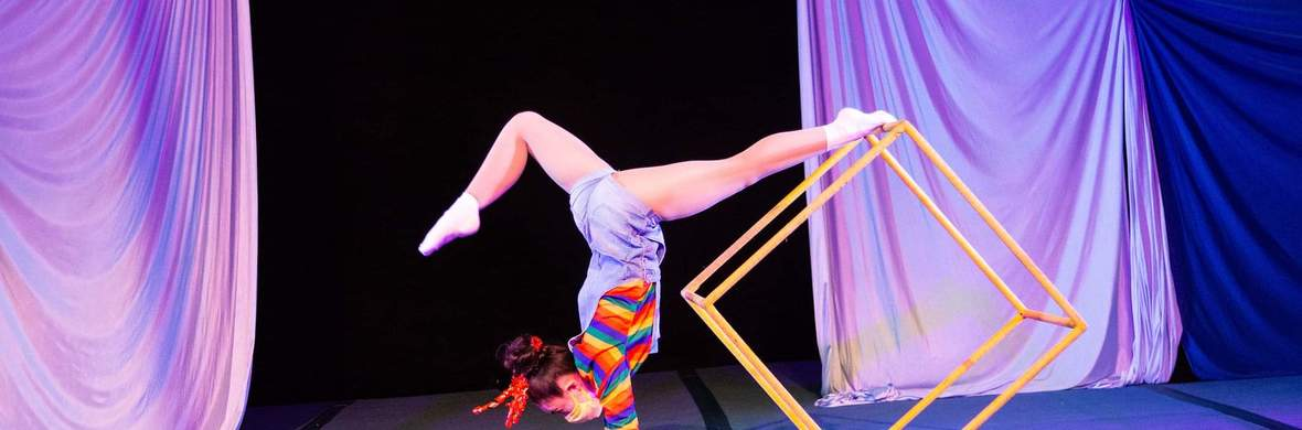 Grounded Cube - Circus Acts - CircusTalk