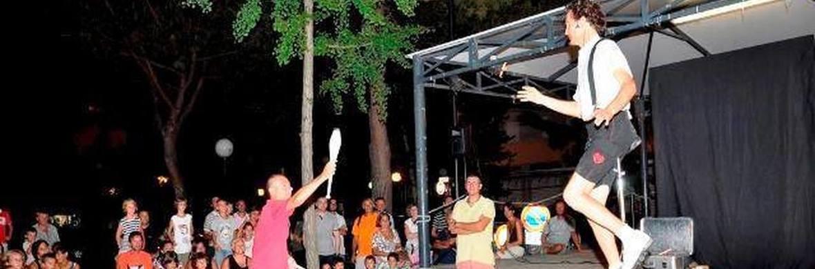 Fabius One - Man Show - Circus Shows - CircusTalk
