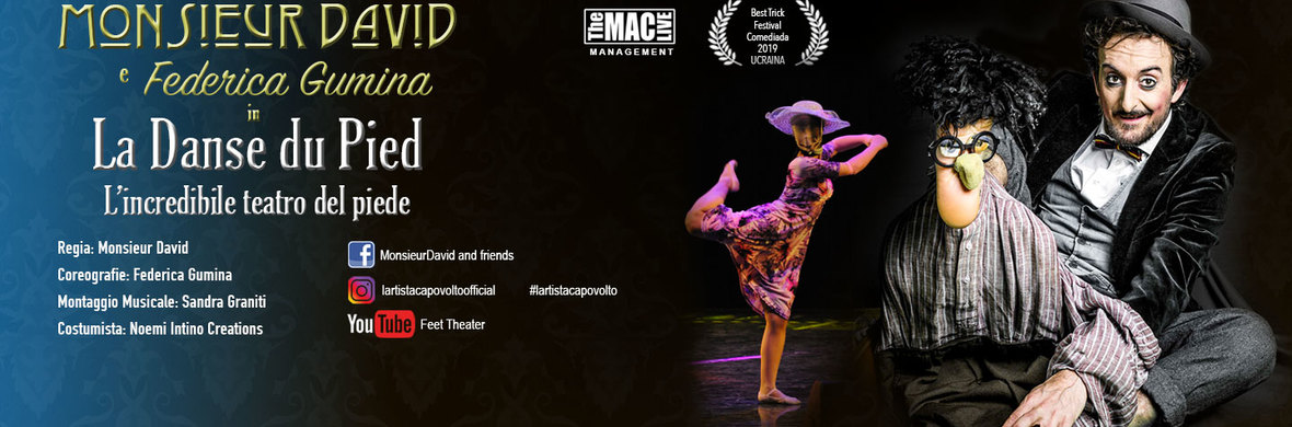 La Danse Du Pied - Circus Shows - CircusTalk
