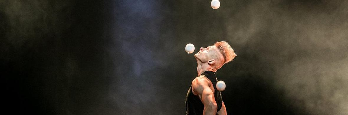 Mr. G - Circus Acts - CircusTalk