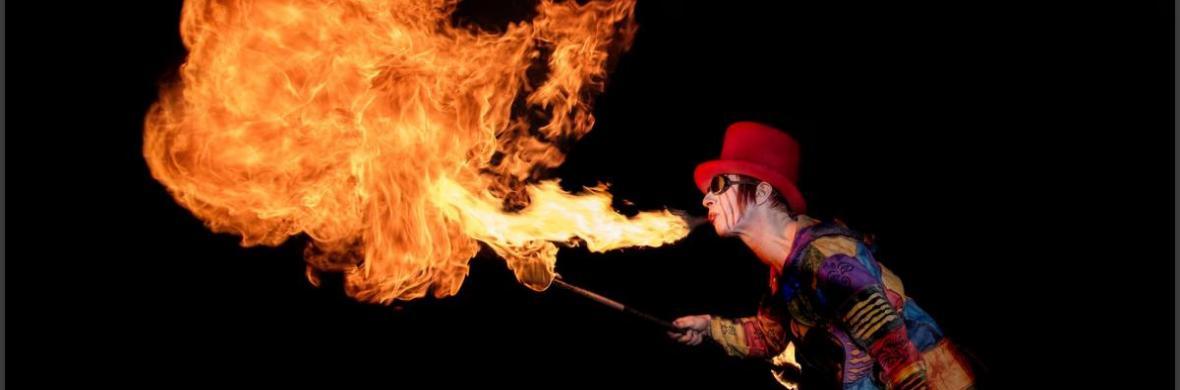 CONNEXUS: Spectacle - Circus Shows - CircusTalk