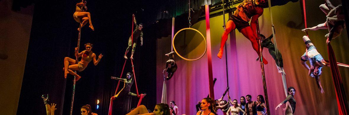 VAMPIRIA VIVE ENTRE NOSOTROS- SHOW DE CIRCO / TEATRO - Circus Shows - CircusTalk