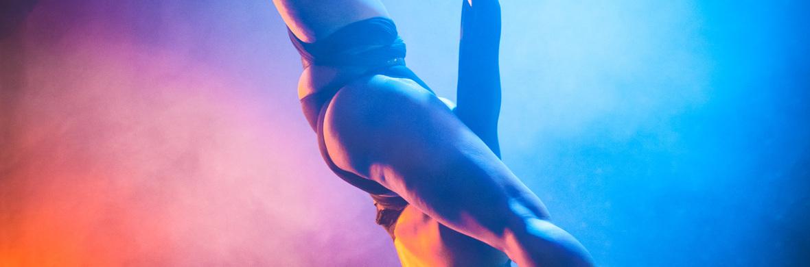 Single Point Hammock - Circus Acts - CircusTalk