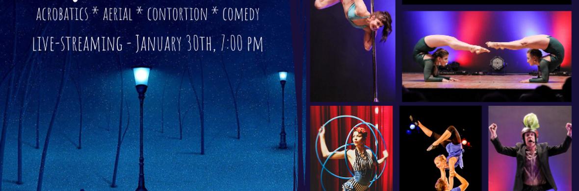 Dead of Winter Cabaret - Circus Shows - CircusTalk