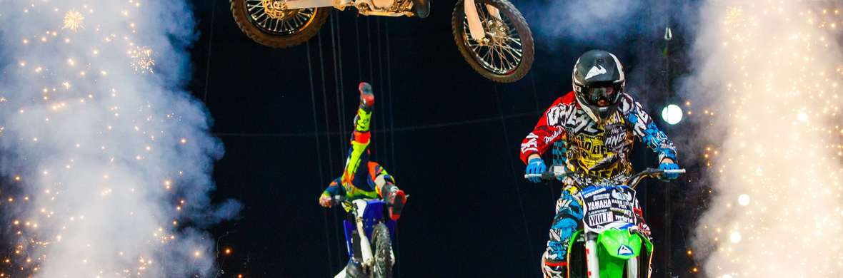 Freestyle Motocross - Circus Acts - CircusTalk