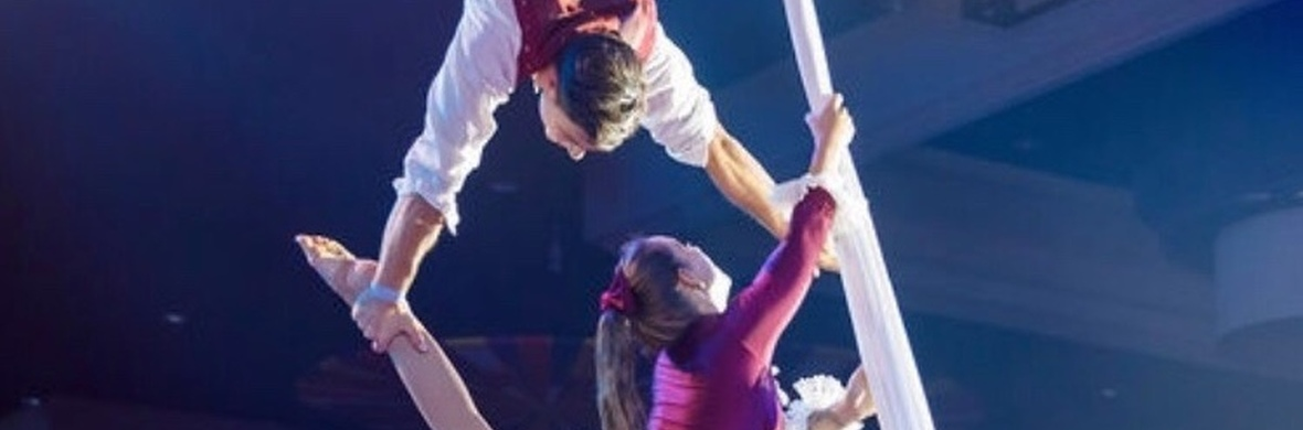 Nick and Rikki, Aerial Duo - Circus Acts - CircusTalk