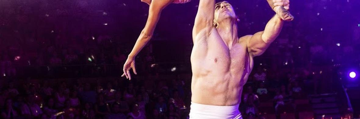 Acrobatic Duo - Circus Acts - CircusTalk