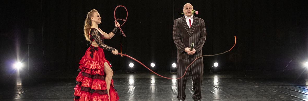 Whip and Roses - Circus Acts - CircusTalk