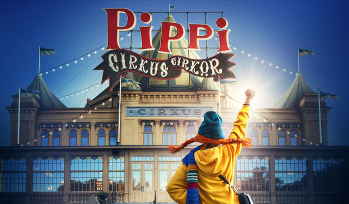 Pippi at the Cirkus - Circus Events - CircusTalk
