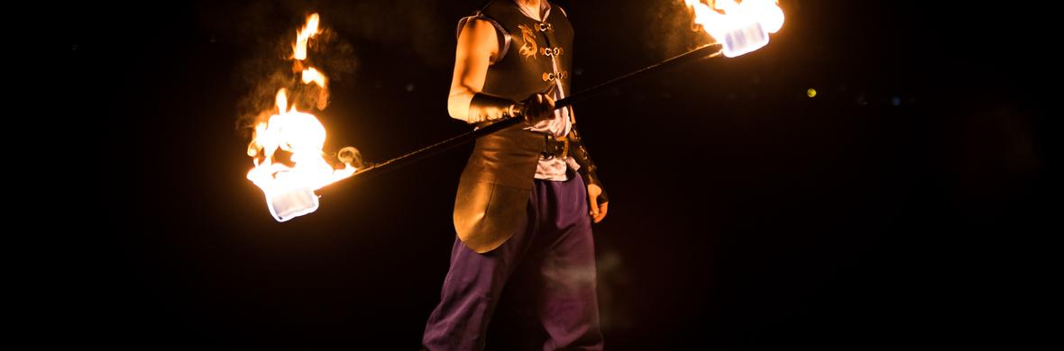 In the eye of the Dragon (Nell'occhio del Drago) - Circus Shows - CircusTalk
