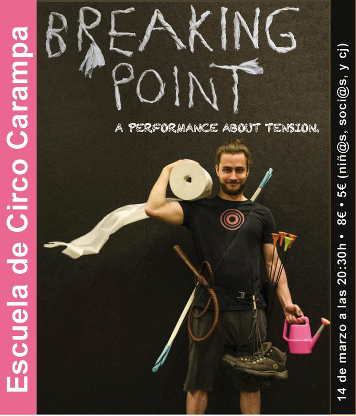 Breaking Point - Circus Events - CircusTalk