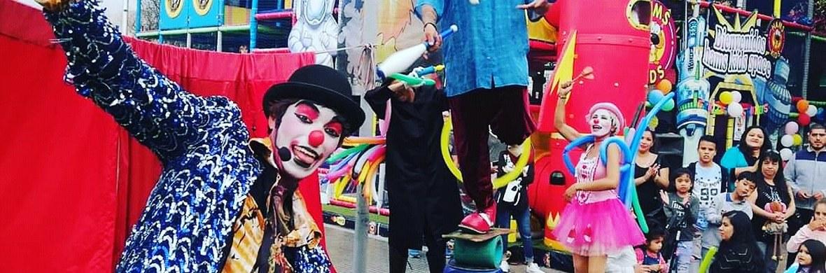 Equilibrio de vidas... - Circus Acts - CircusTalk