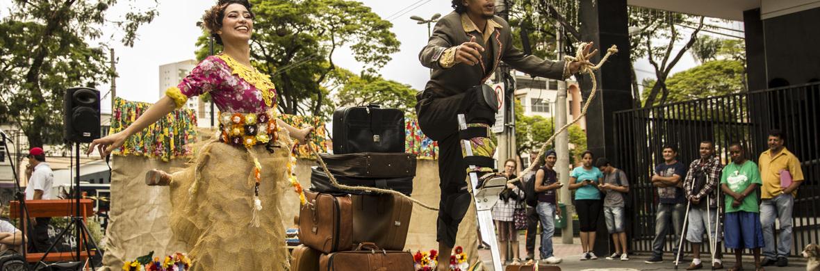 RETIRANTES - Circus Shows - CircusTalk