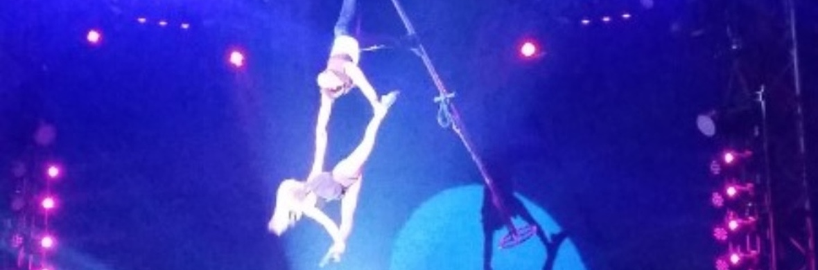 Duo Roxanne  - Circus Acts - CircusTalk