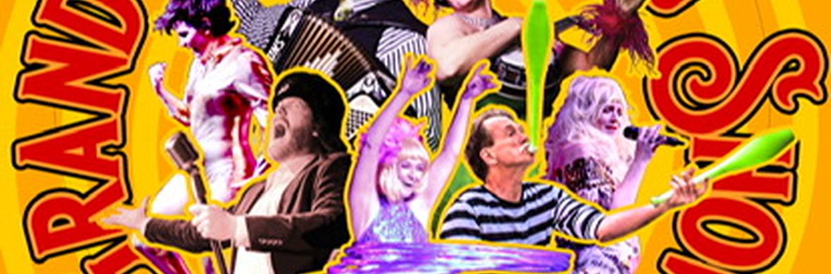 Wizbang! Gran ol Opening!  - Circus Shows - CircusTalk