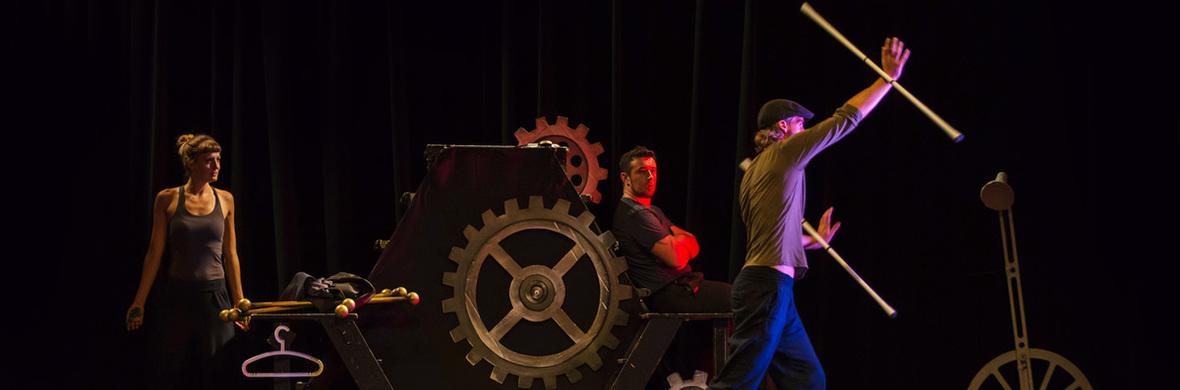 TRUST IN TIME.INC - Circus Shows - CircusTalk