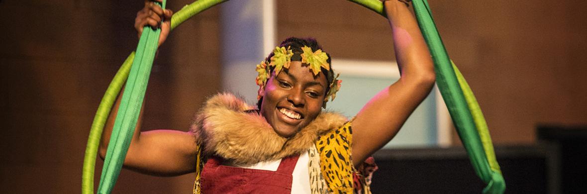 TARZANNA - Circus Shows - CircusTalk