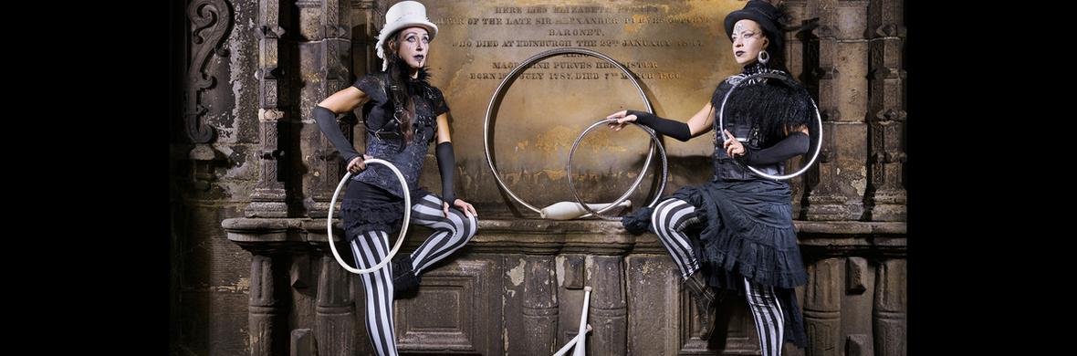 CIRQULATION #3 - Cirque Noir - Circus Shows - CircusTalk