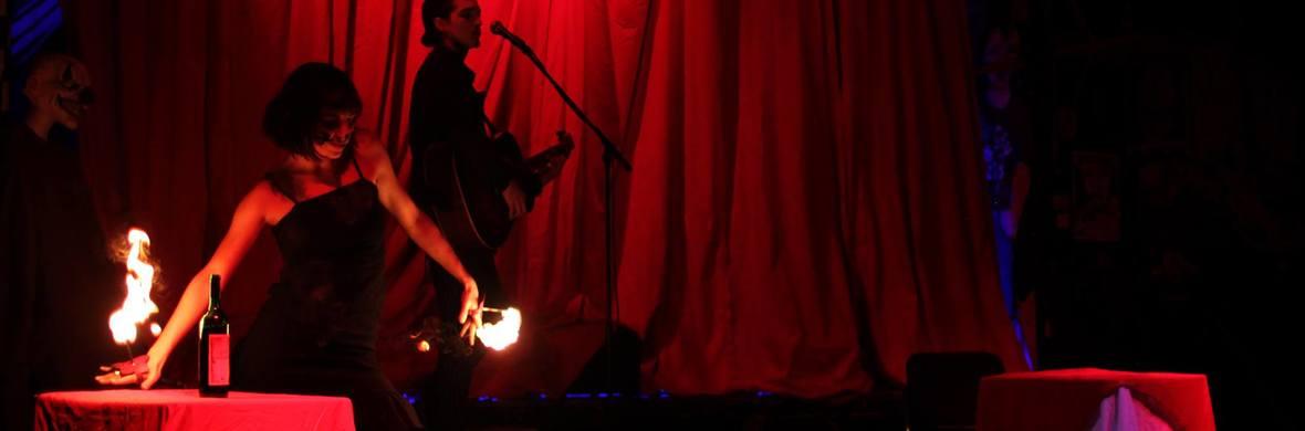 Cabaret Sauvignon - Circus Acts - CircusTalk