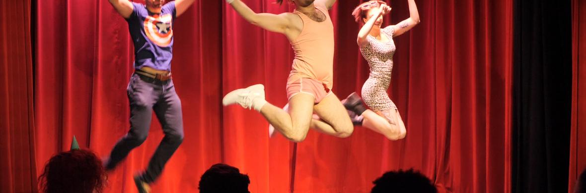 Peter Paradoxx: 80s Workout! - Circus Acts - CircusTalk