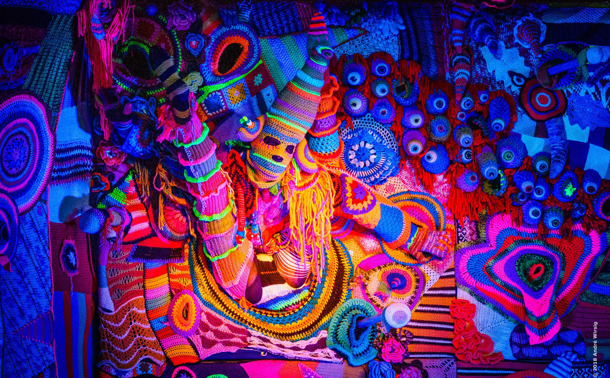 MARAÑA - Living Space + Monsters Act - Circus Events - CircusTalk