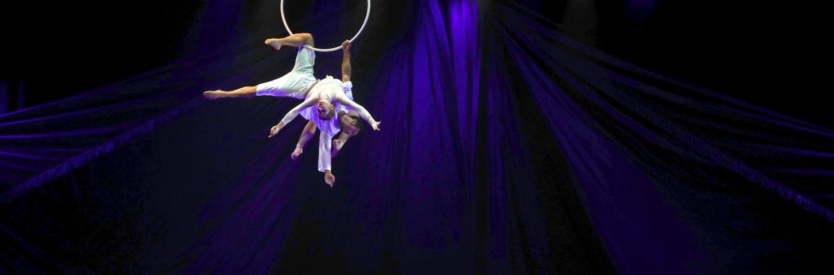 It Doesn't Hurt - Duo Hoop - Circus Acts - CircusTalk