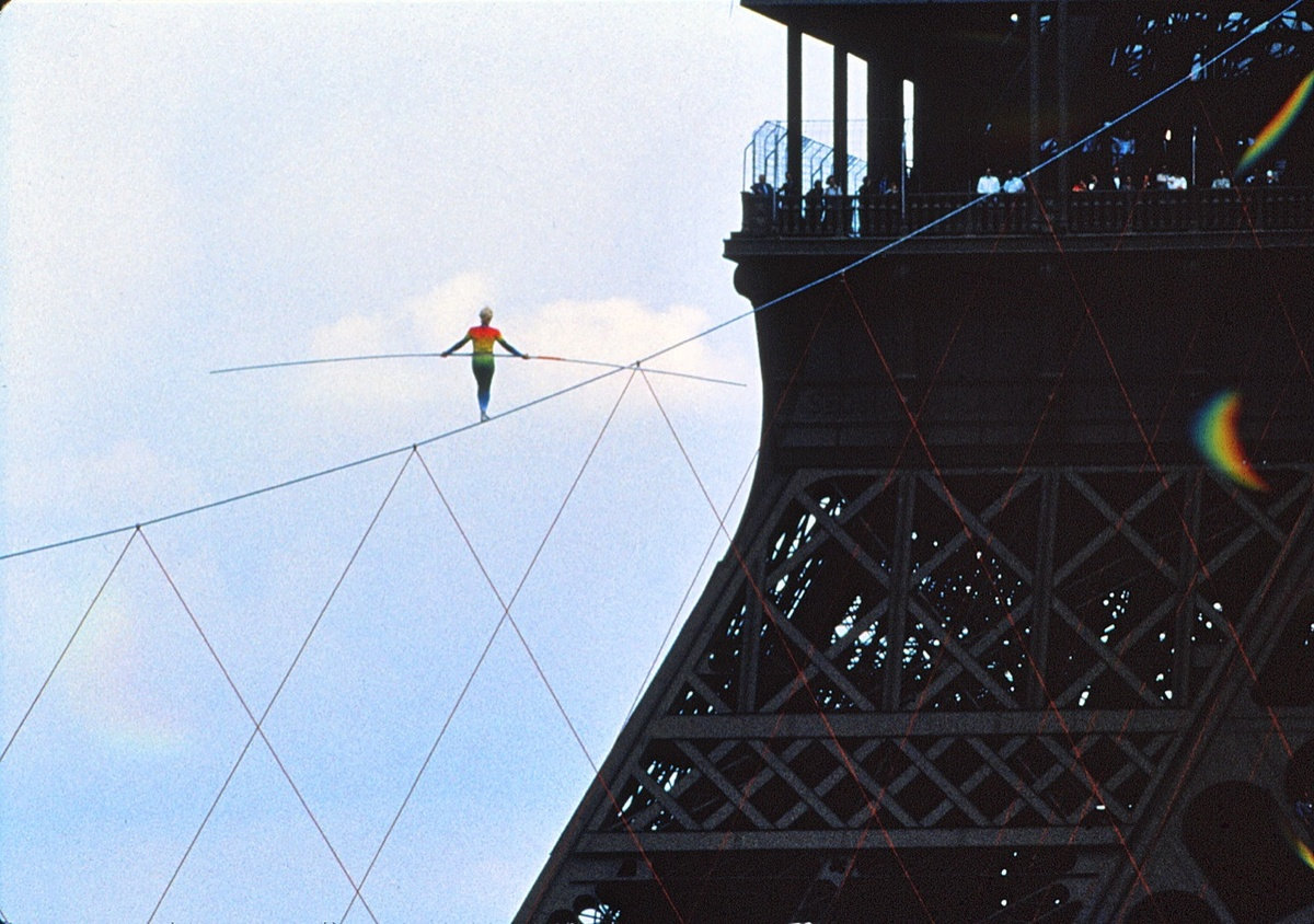 Open Practice On the High Wire with Philippe Petit - Circus Events - CircusTalk