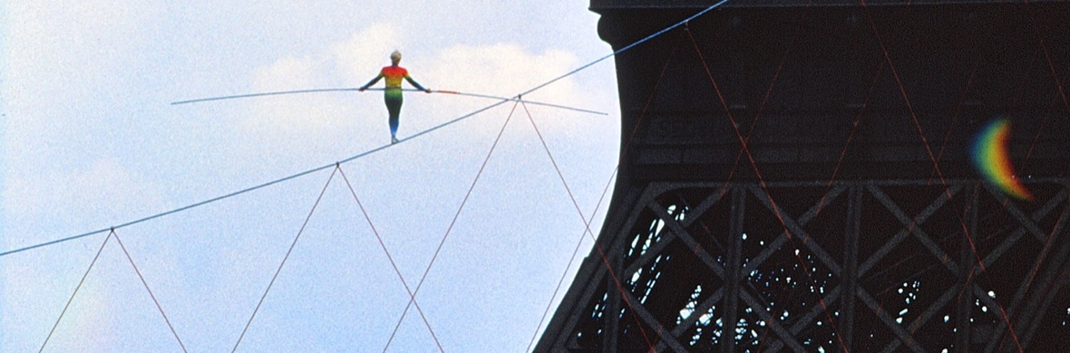 Open Practice On the High Wire with Philippe Petit - Circus Shows - CircusTalk
