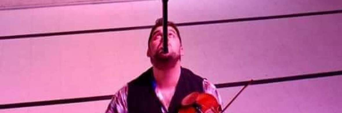 Strongest violinist in the world - Circus Acts - CircusTalk