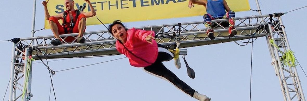 SaveTheTemazo.org - Circus Shows - CircusTalk