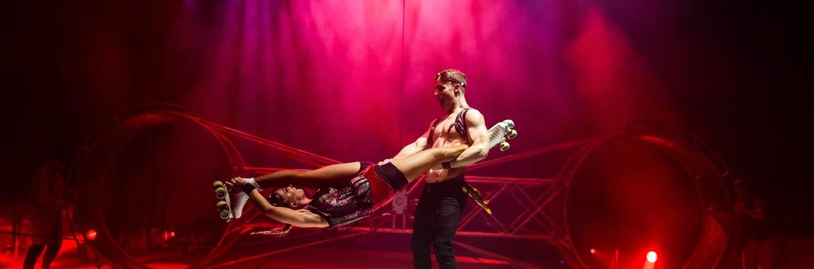 Roller skating  - Circus Acts - CircusTalk