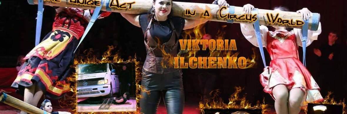Strongwoman Ilchenko - Circus Acts - CircusTalk