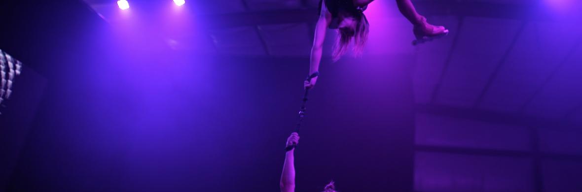 AIR SKATING  - Circus Acts - CircusTalk