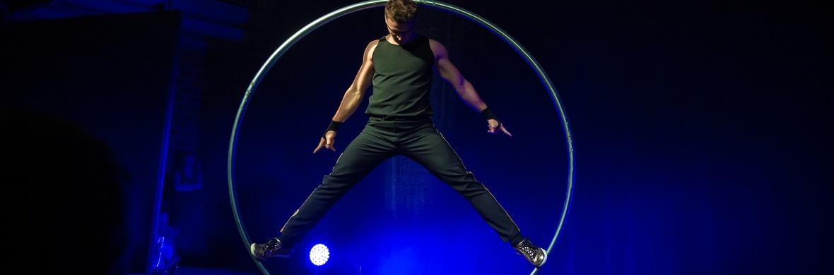 Cyr Wheel Act - Circus Acts - CircusTalk