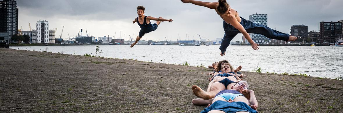 Codarts Circus presents: LI(n)ES - Circus Shows - CircusTalk