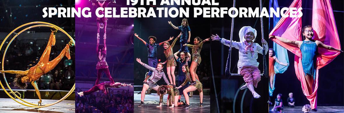 Spring Show Celebrations - Circus Shows - CircusTalk