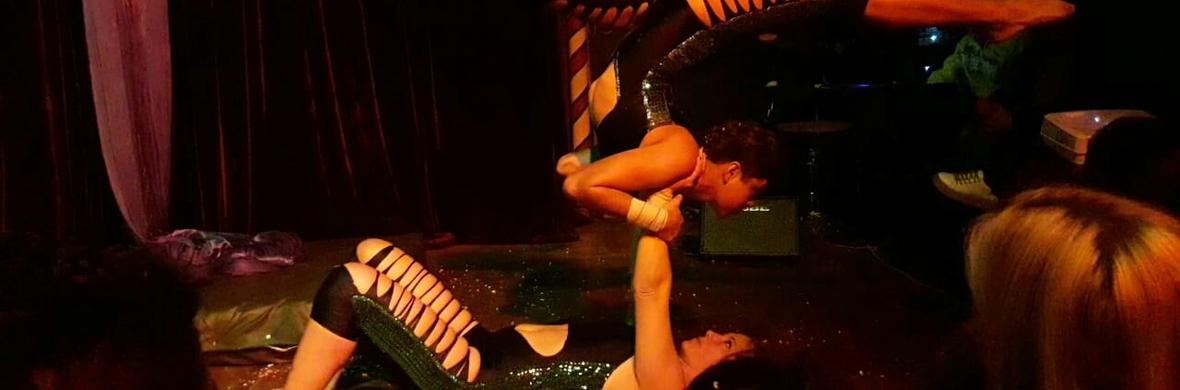 Cuerda y contorsion  - Circus Acts - CircusTalk