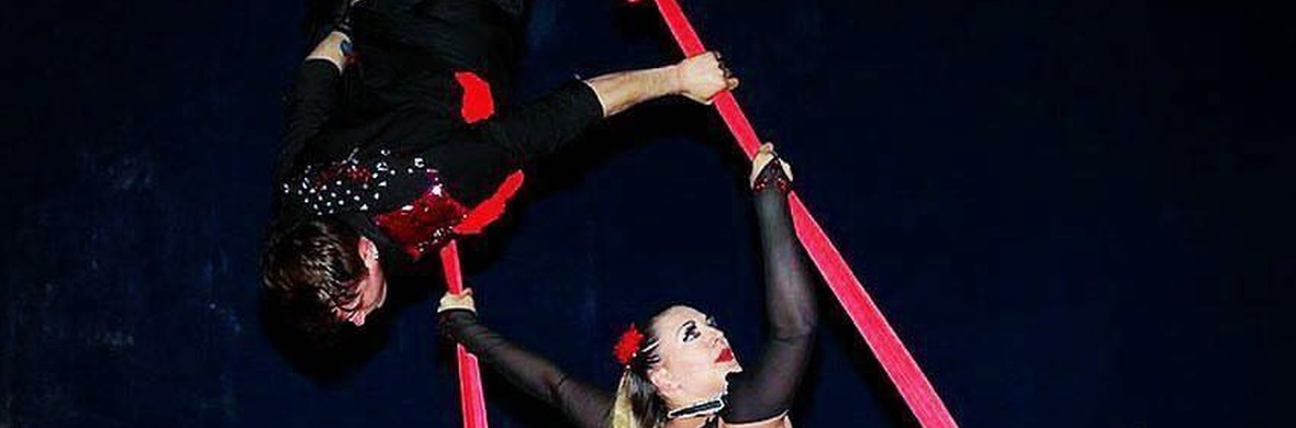 Duo in Aerial Hummocks - Circus Acts - CircusTalk