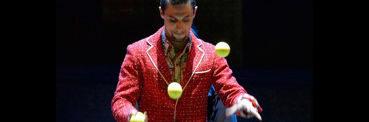Bounce! - Circus Acts - CircusTalk