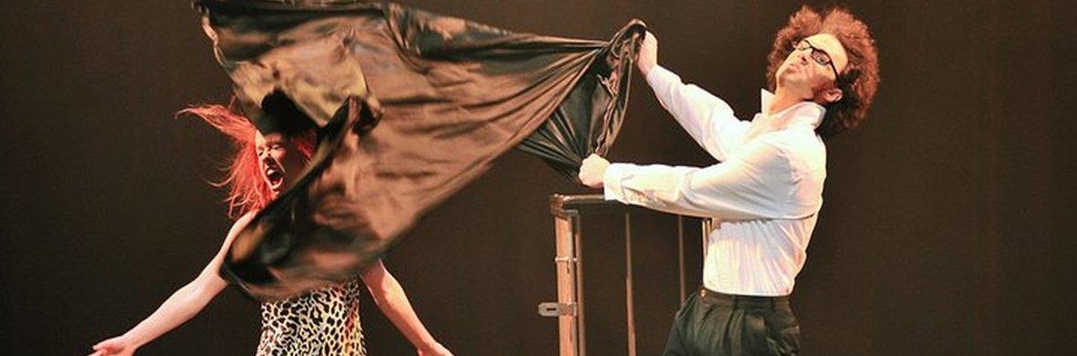 Comedy Cage Illusion - Circus Acts - CircusTalk