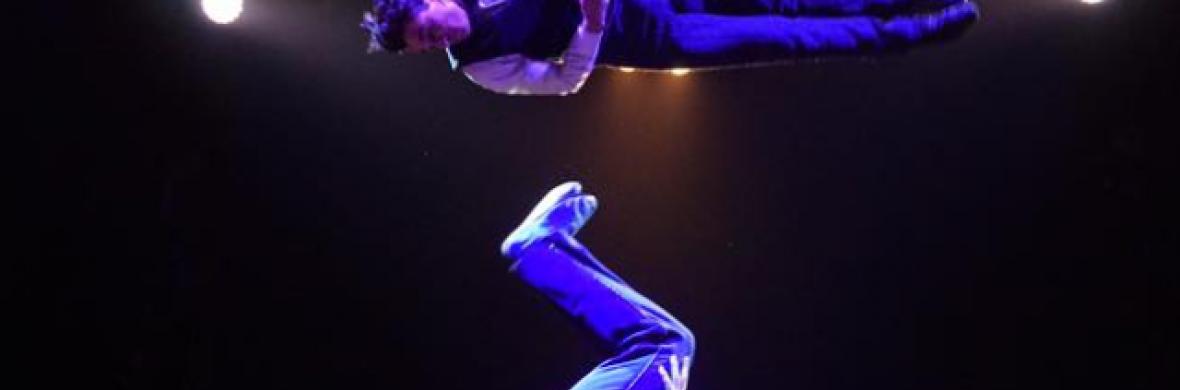 Anastasini Brothers  - Circus Acts - CircusTalk