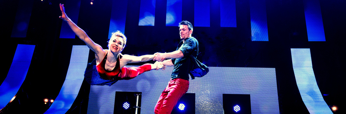 Partner Acrobatics / Hand-to-Hand - Circus Acts - CircusTalk