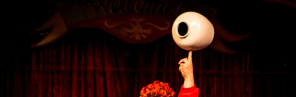 Jar Juggling Comedy - Circus Acts - CircusTalk