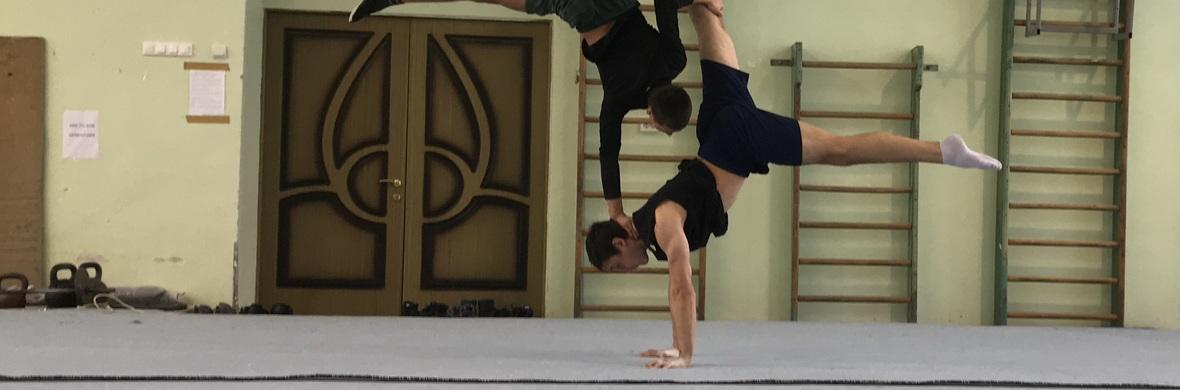 Hand to Hand Duo Promo - Circus Shows - CircusTalk