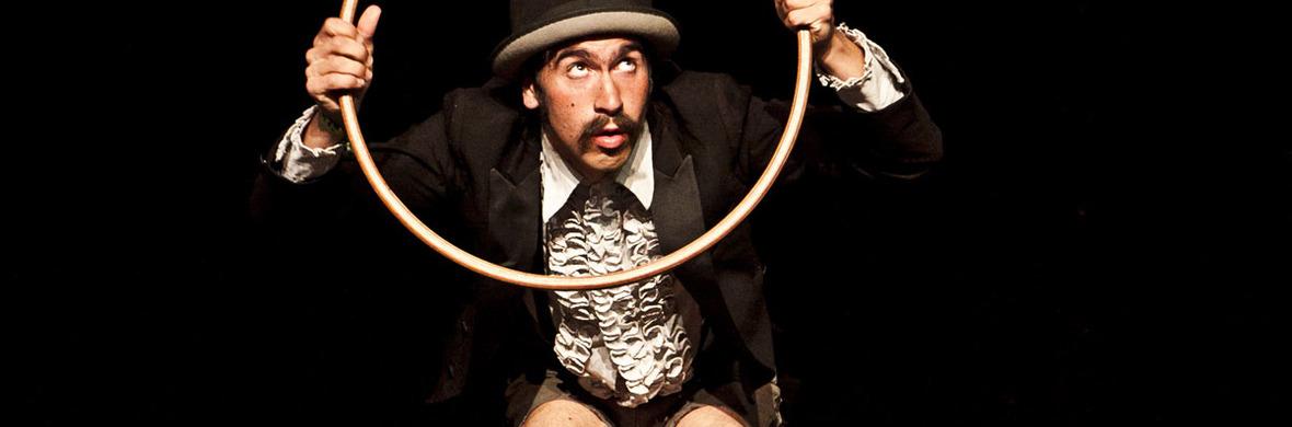 Hoop Illusions - Circus Acts - CircusTalk