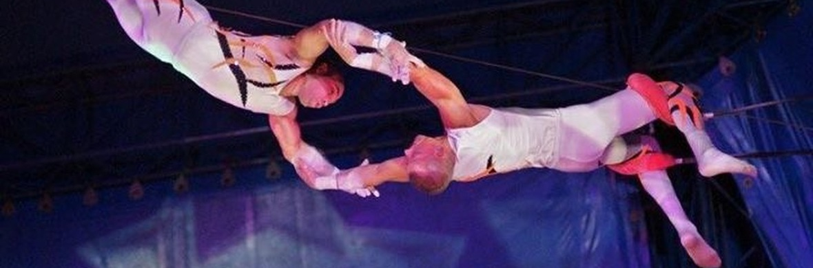 Flying Trapeze act - Circus Acts - CircusTalk
