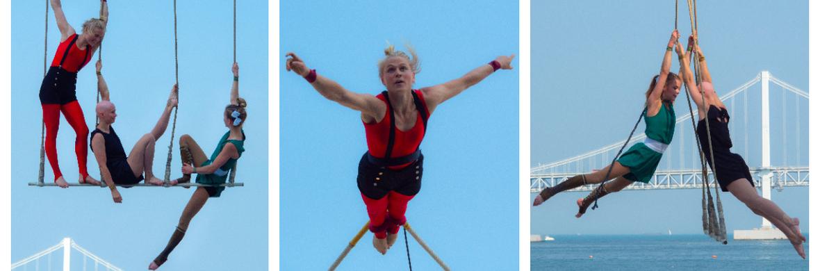 Trashpeze - Circus Shows - CircusTalk